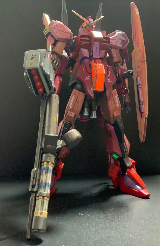 RE クワトロ・バジーナ専用ガンダムMK-III