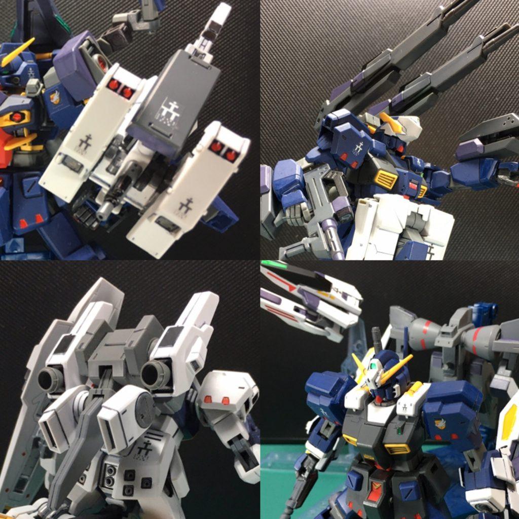 ガンダムTR-1 オプション装備一覧