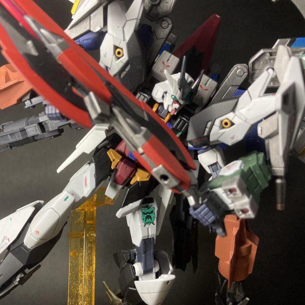 PFF-X7II/K0 コズモレイズガンダム