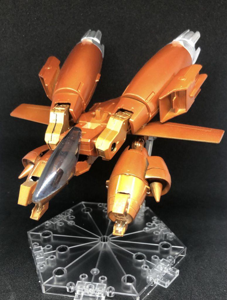 高機動支援機ソレイユファルコ