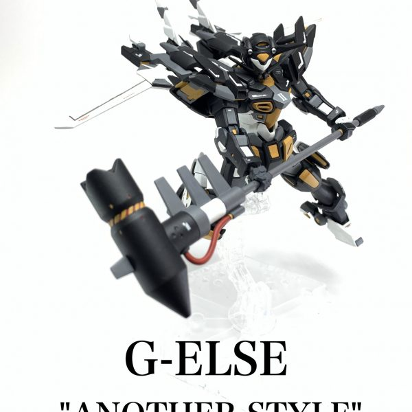 "G-ELSE ""ANOTHER STYLE"""