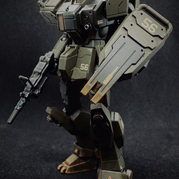 RX-79 [G] 陸戦型ガンダム 密林戦仕様