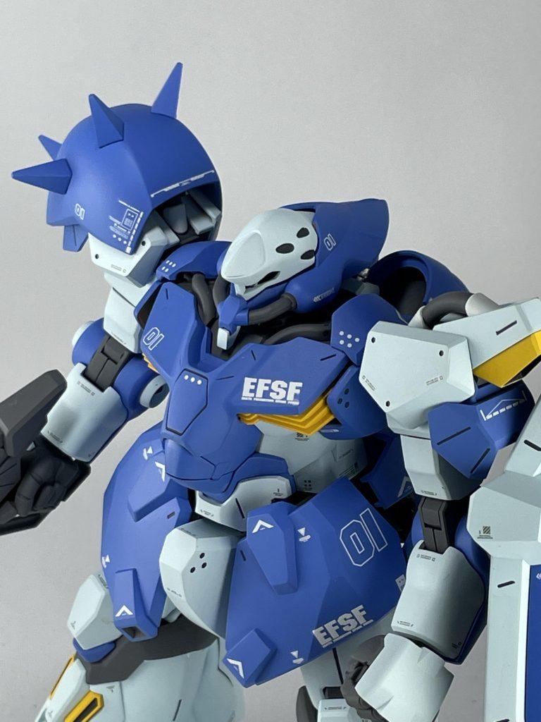 メッサーF01型 青 連邦仕様