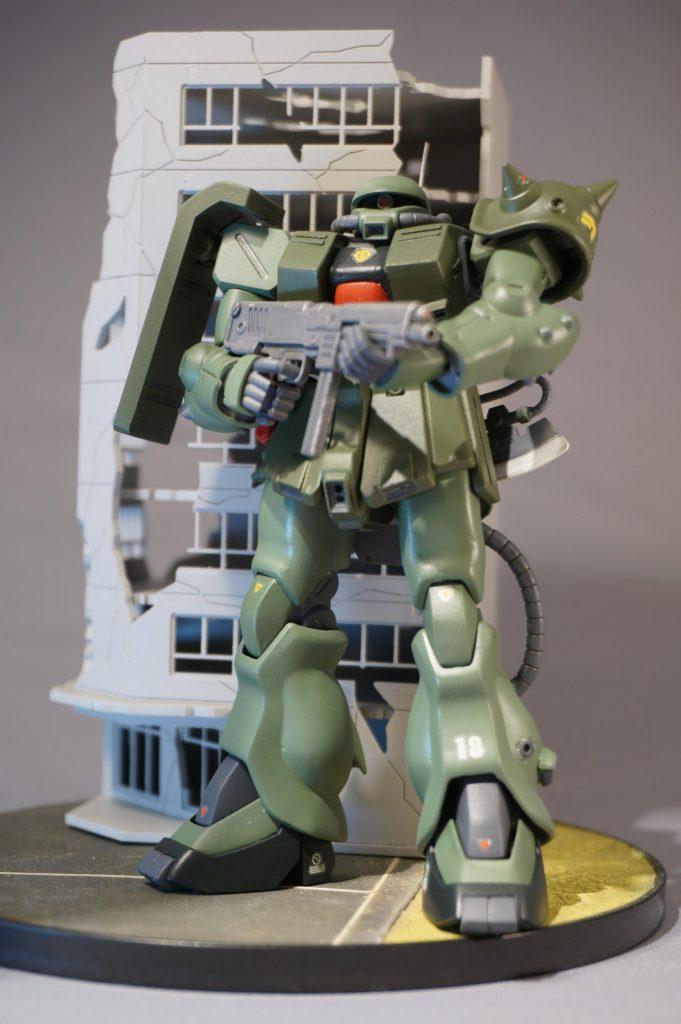 HGUC ザクII改 MS-06FZ