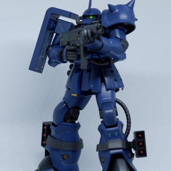ザクⅡF2 特殊工作部隊用