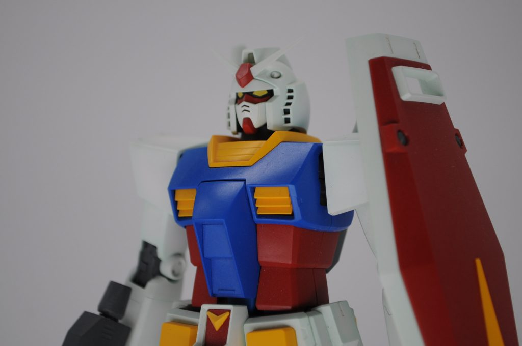 MG RX-78-2 ガンダム Ver.2.0