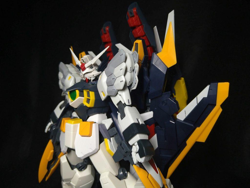 XXXG-01c  CHIMERA Wing Gundam