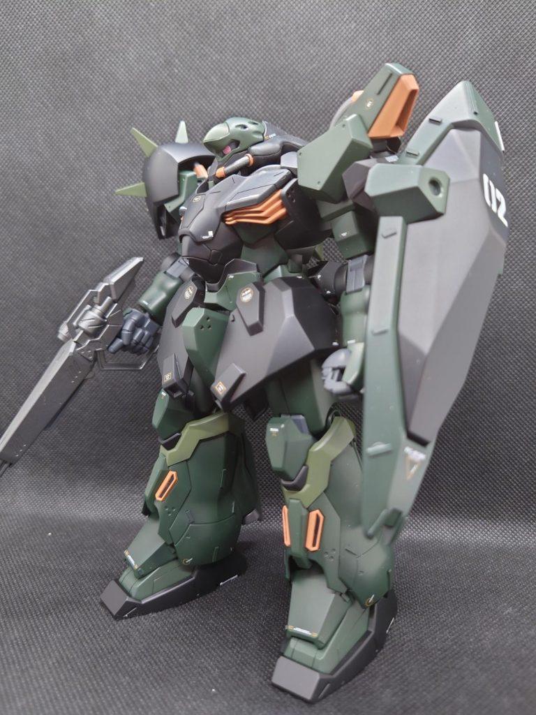 メッサーF01型 森林戦仕様