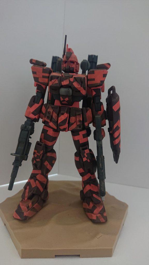 ガンダムEz8重火器兵装
