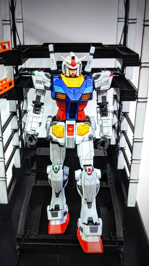 RX-78F00横浜ガンダム