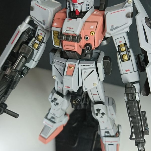 HG 陸戦型ガンダム 全塗装