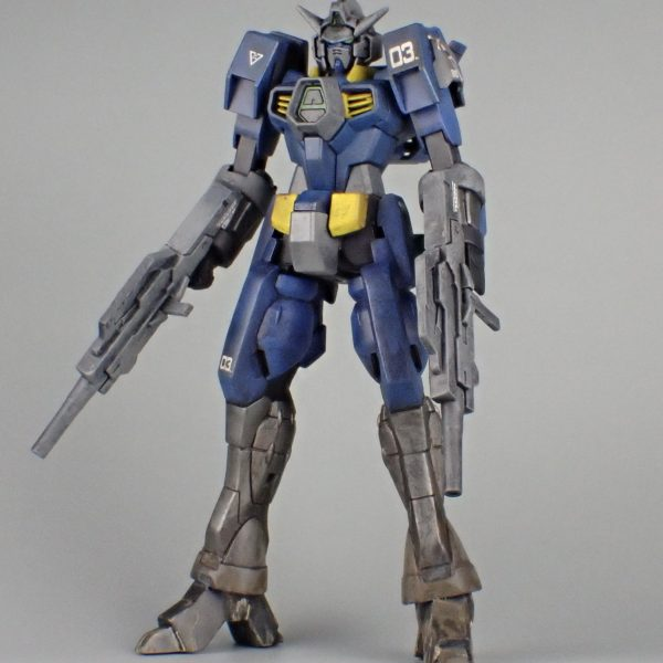 AG ガンダムAGE-1スパロー