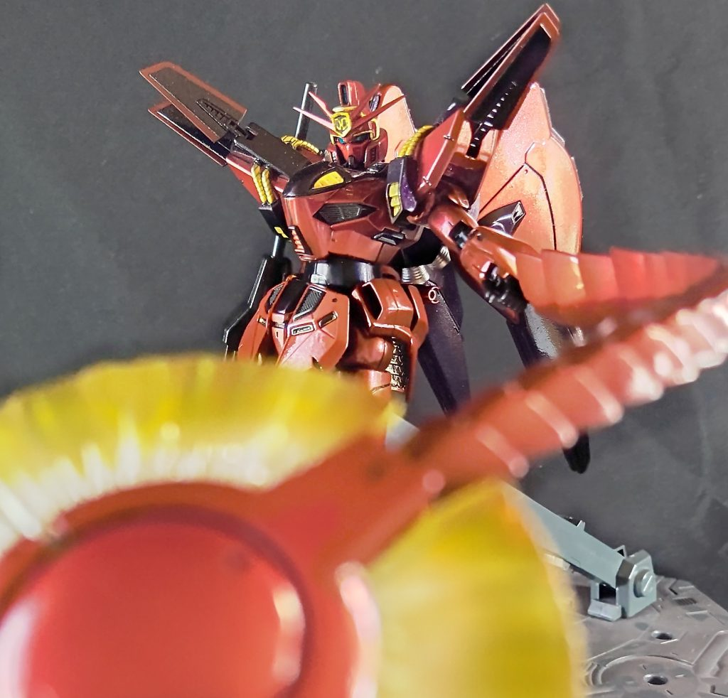 1/100 RE ビギナ・ギナⅡ(木星決戦仕様)