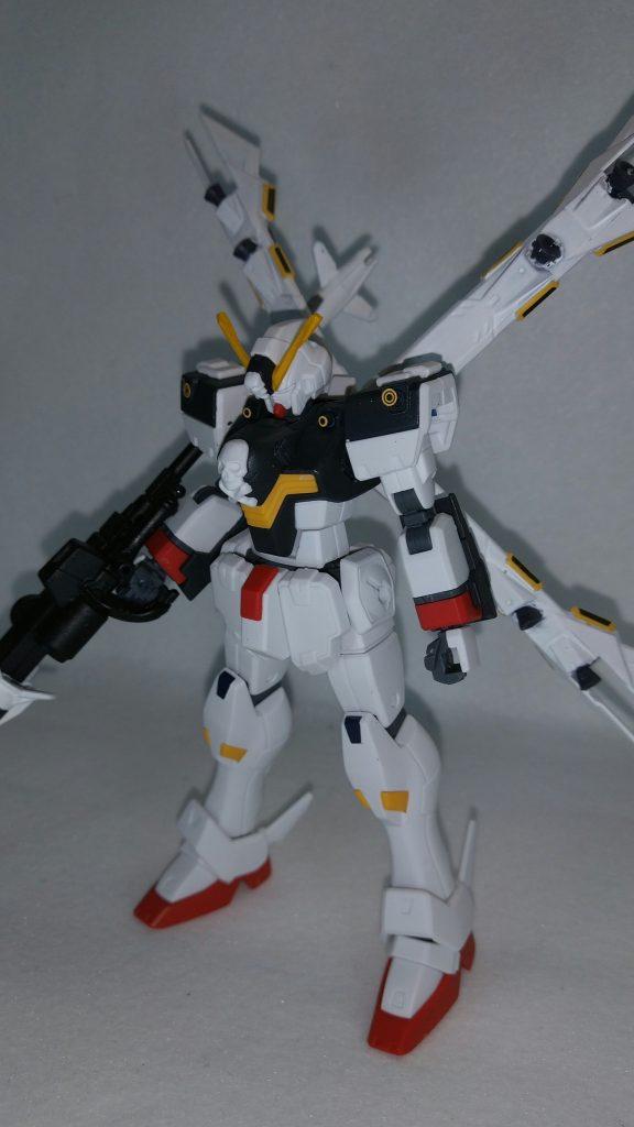 クロスボーンガンダムX10