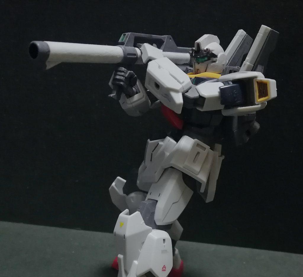 バイザー頭ガンダムマークⅡ