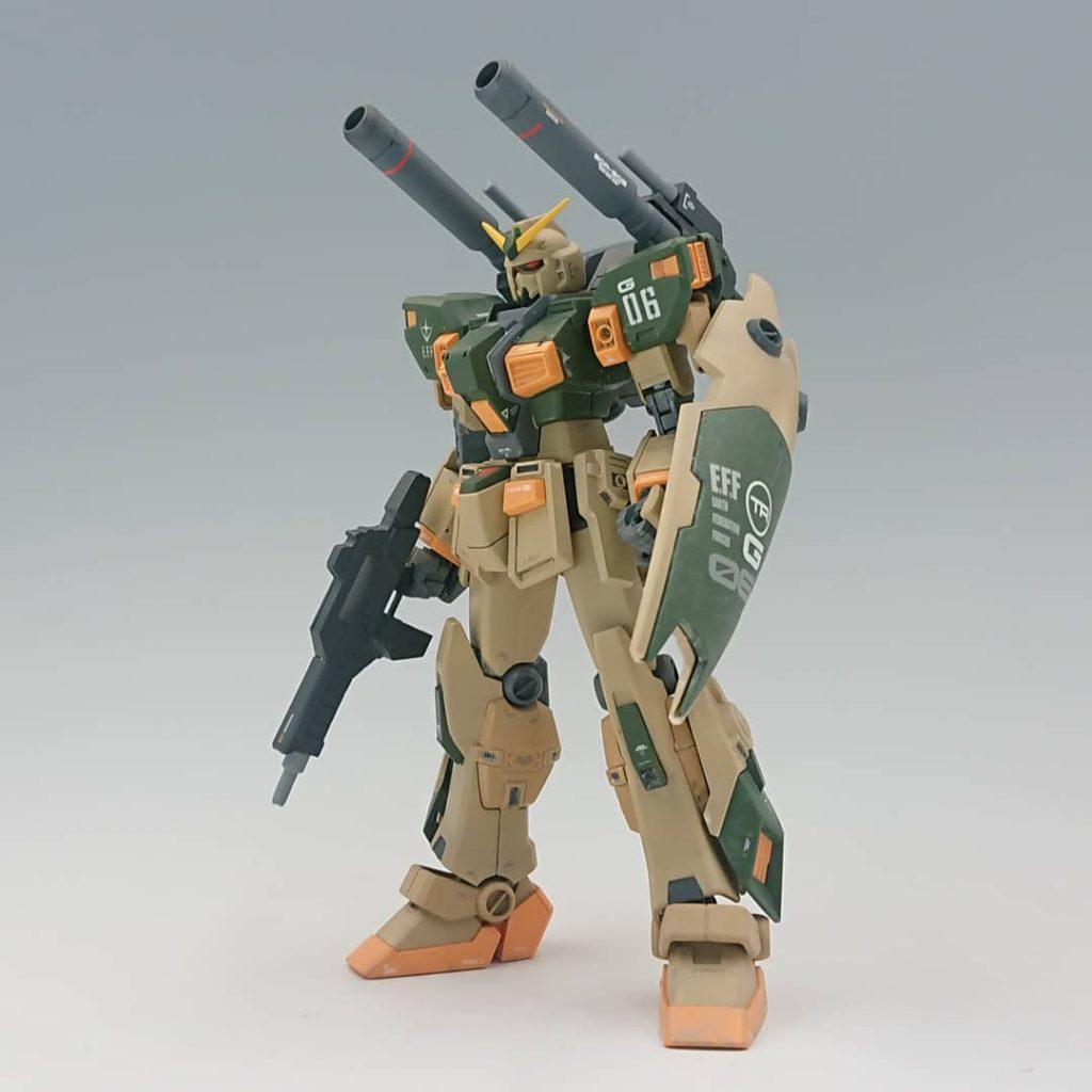 ガンダム6号機 地方部隊配備カラー