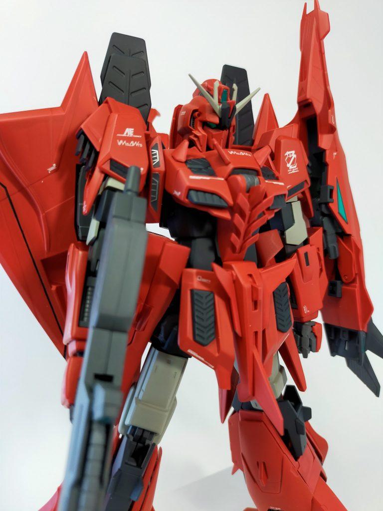 MG MSZ-006P2/3C RED ZETA