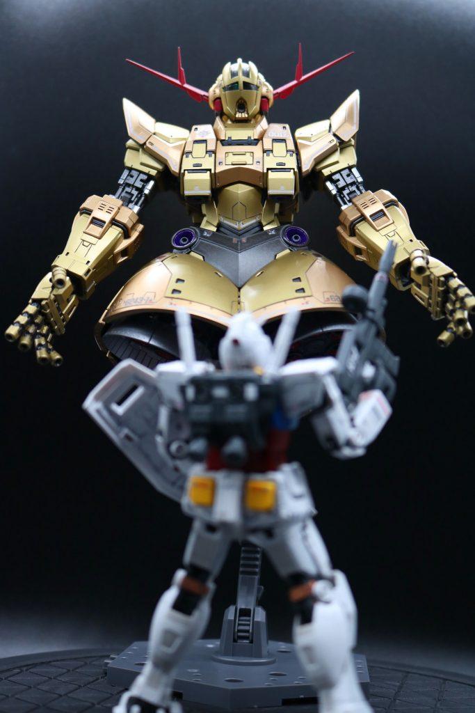 RG 1/144 ジオング