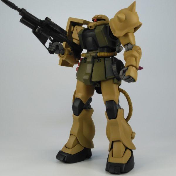 ザクII改 ~ アフリカ戦線