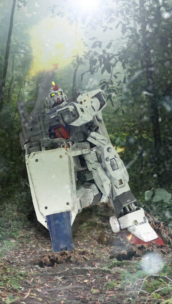 GUNDAM RX-79〔G〕