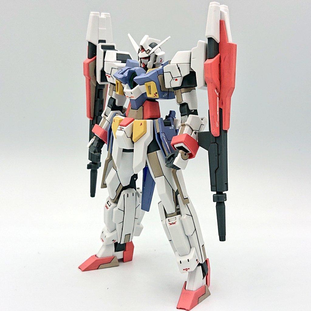 HG ガンダムAGE-2 ダブルバレット