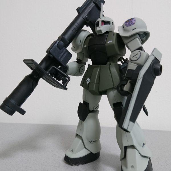 旧ザクS型(ゲラート仕様)