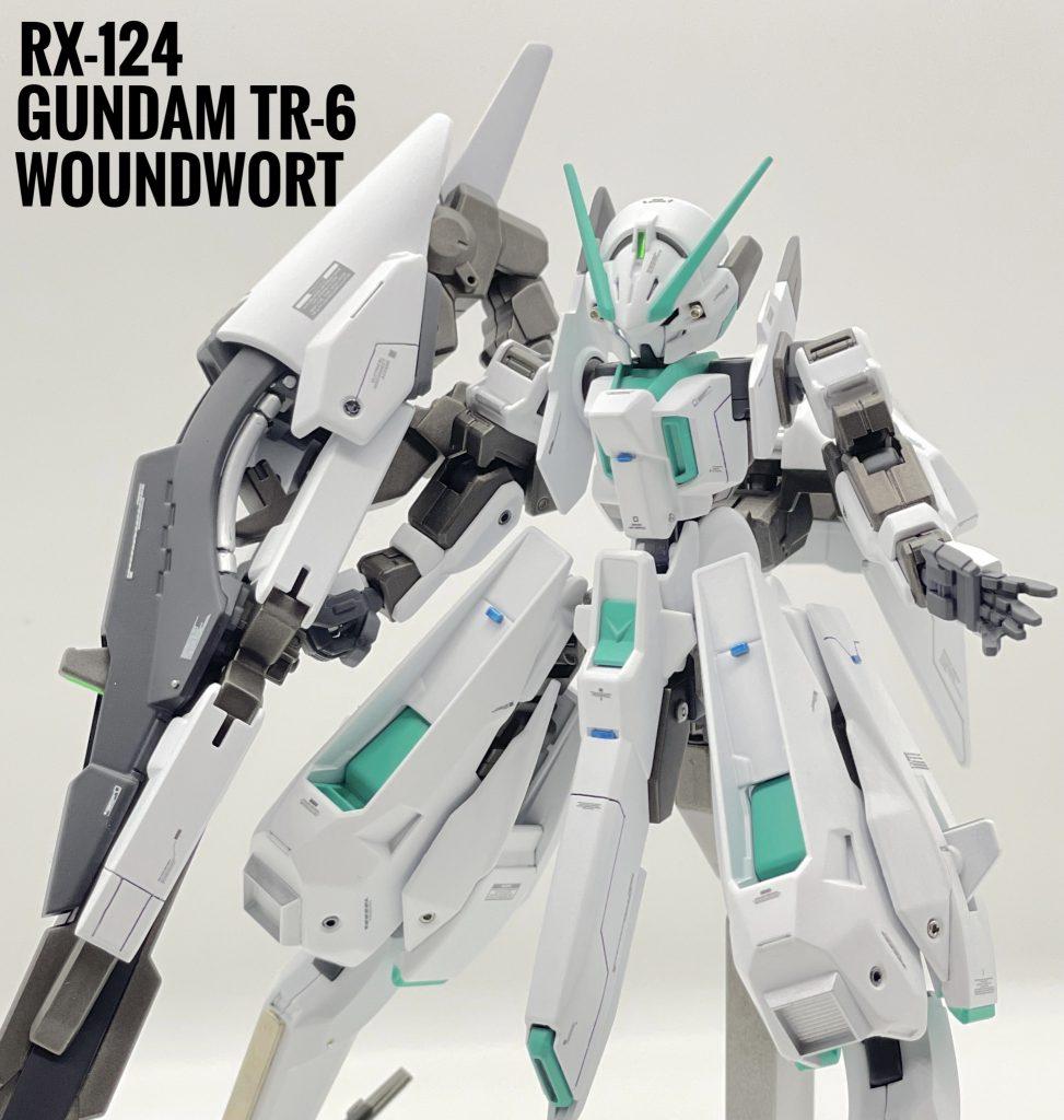 HGUC TR-6 ウーンドウォート