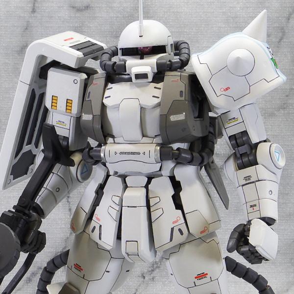 MG 高機動型ザクⅡver.2.0 シンマツナガ専用機