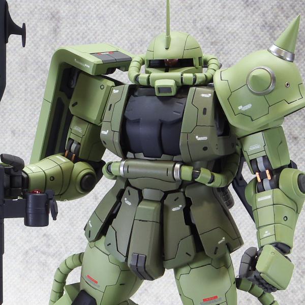 MG 高機動型ザクⅡver.2.0