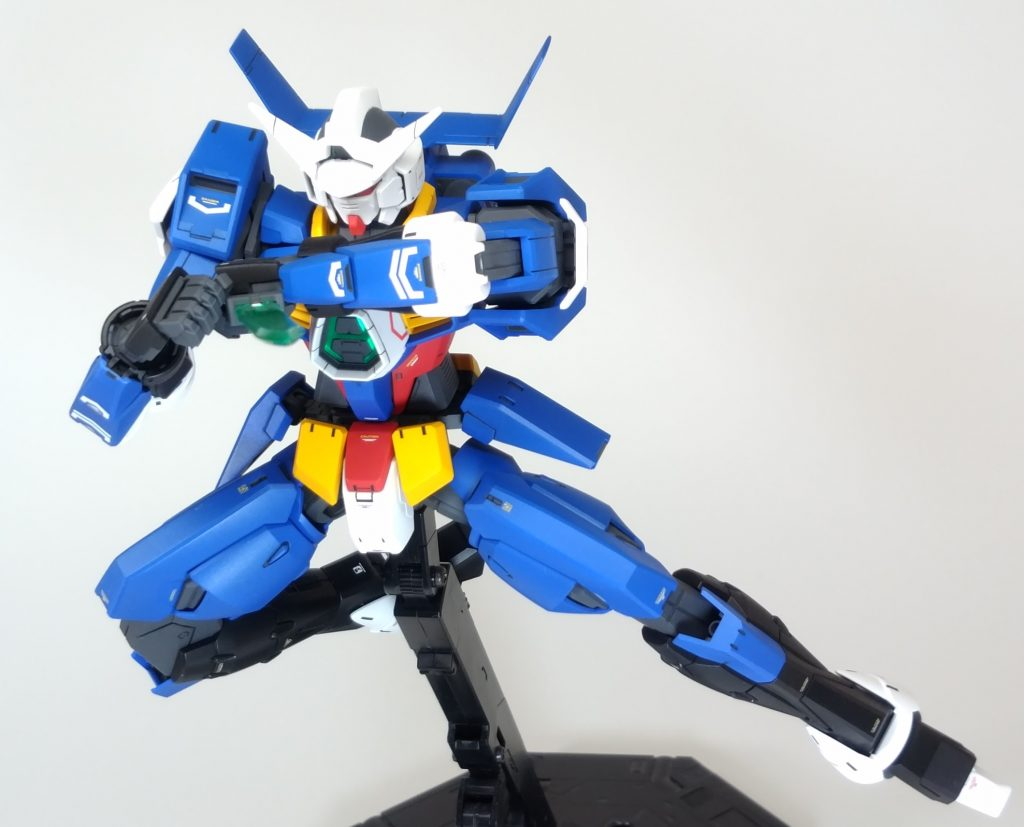 MG ガンダムAGE-1スパロー