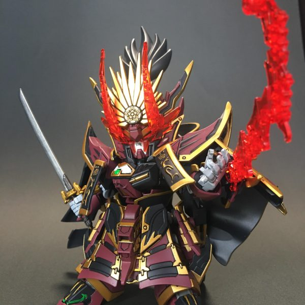 SDW HEROS 信長ガンダムエピオン