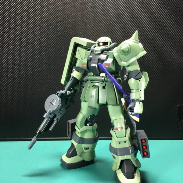 ザクⅡ F2型(ジオン仕様)