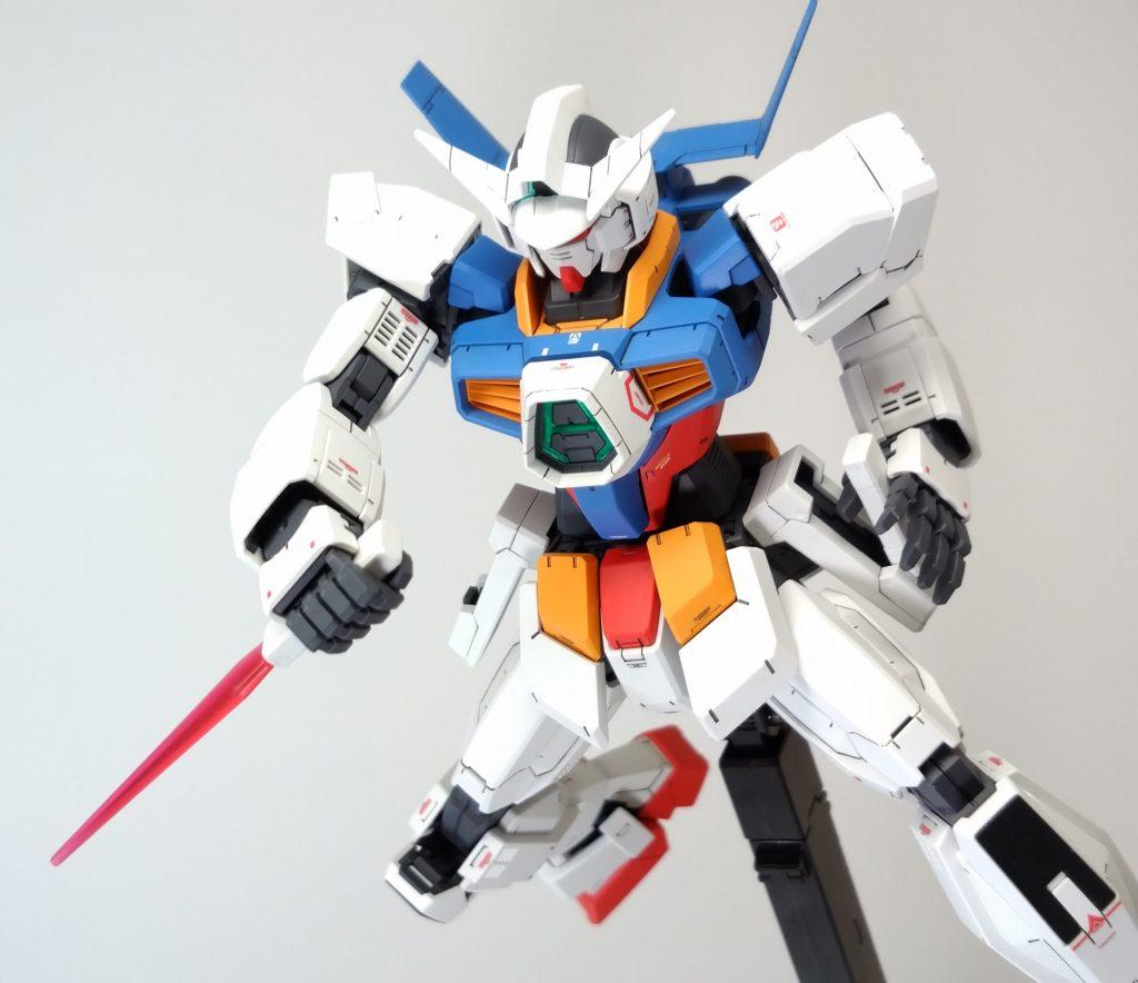 MG ガンダムAGE-1 ノーマル