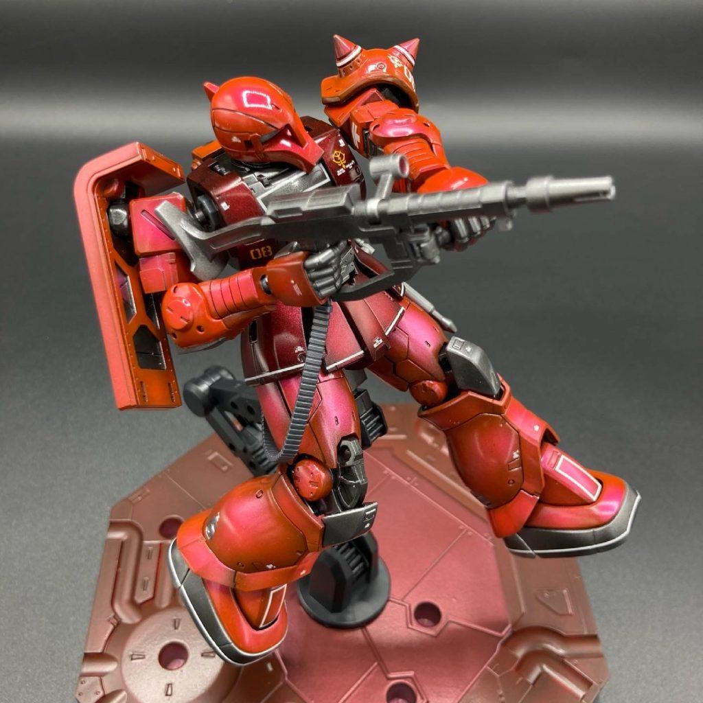 HG 1/144 MS-05S ZAKU I