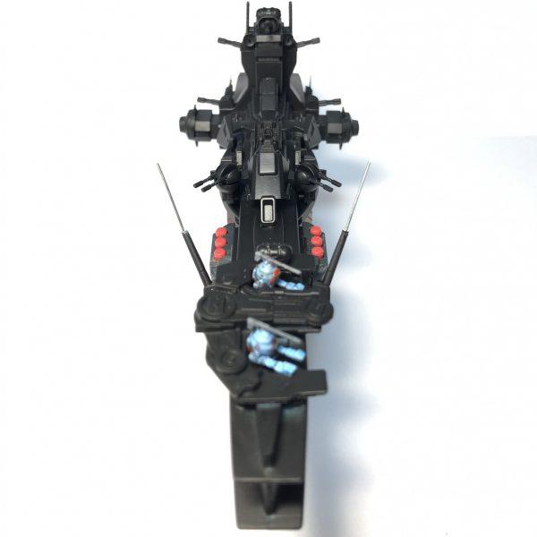 黒いサラミス(サラミス強行偵察型)