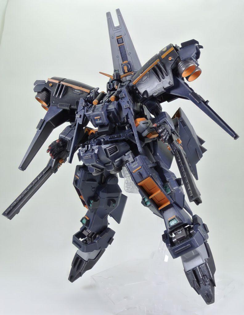 ガンダムTR-1[ヘイズル改]イカロスユニット装備