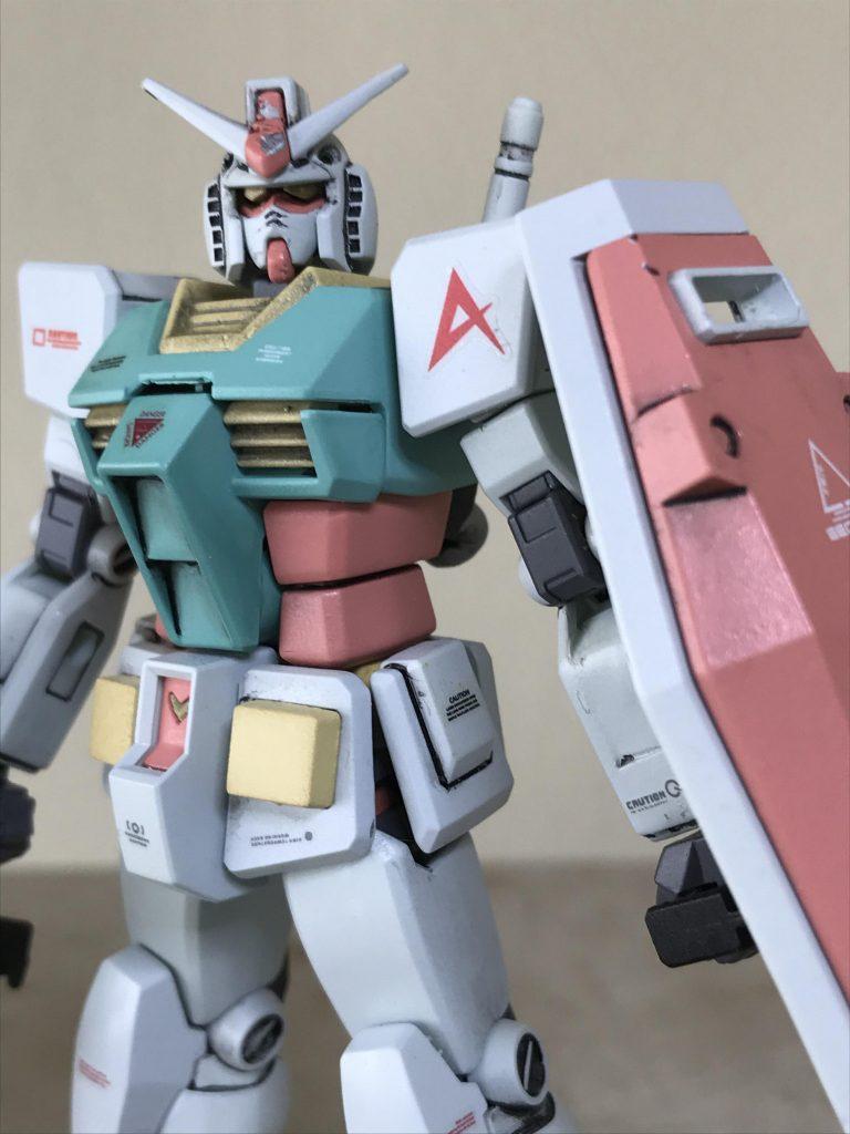 EG RX-78-2 ガンダム(セイラマスオ専用塗装)