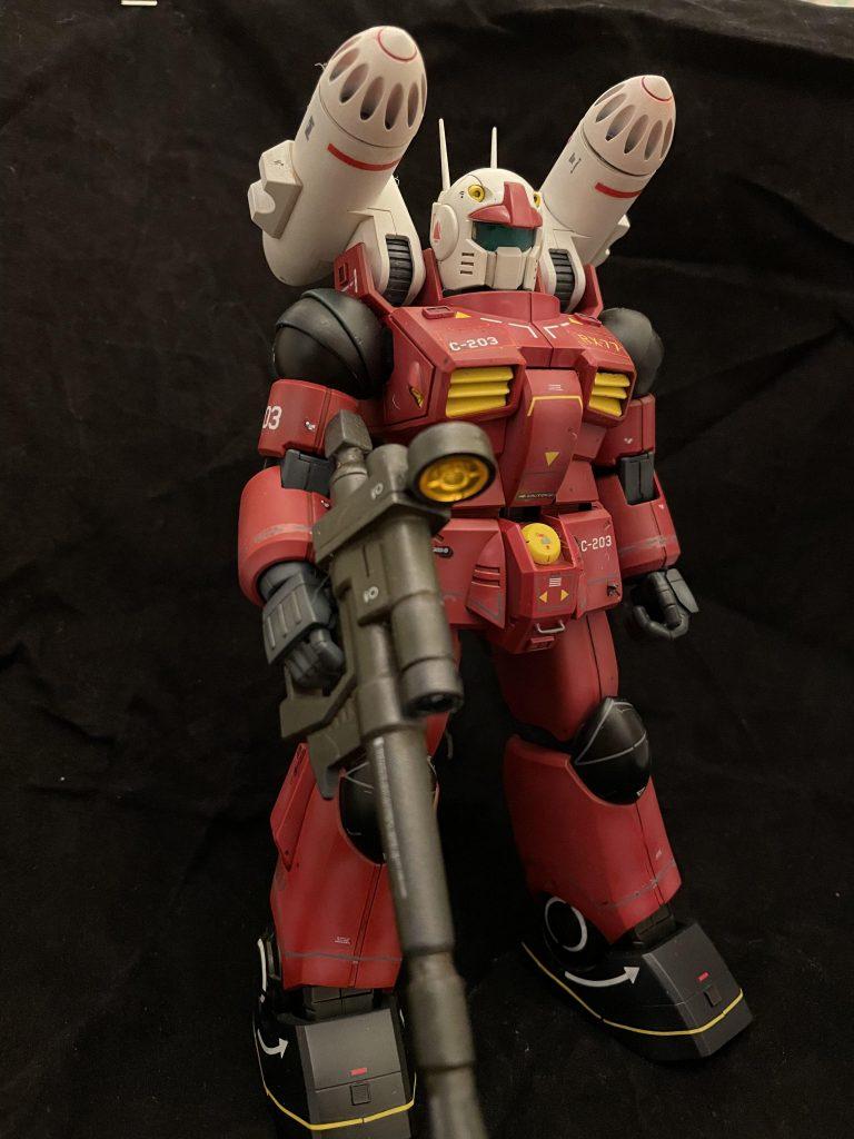 RX-77ガンキャノン