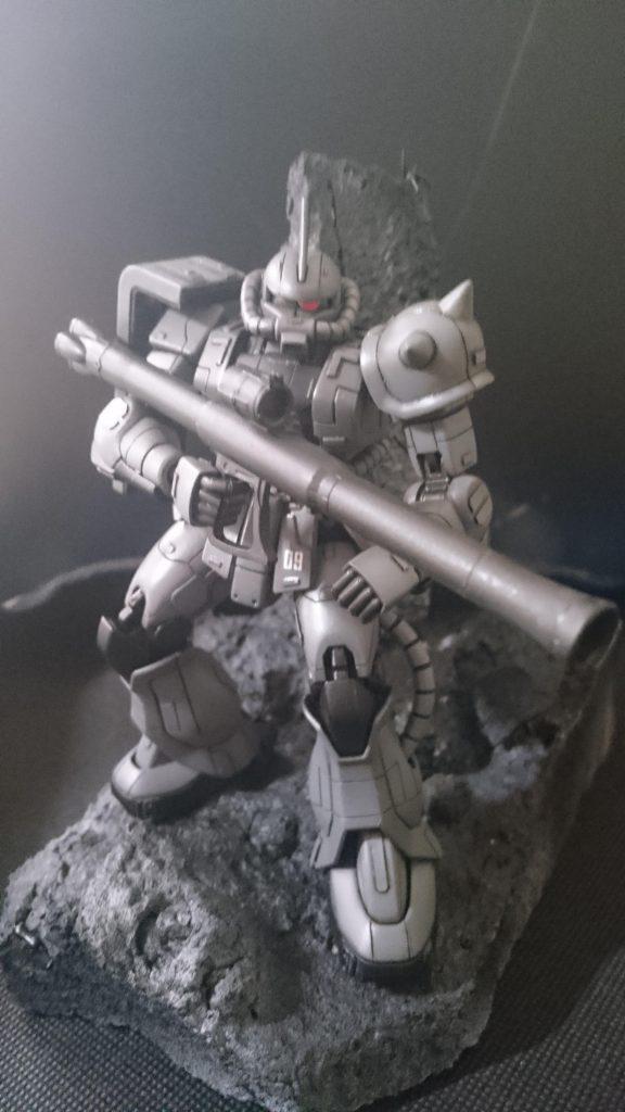 HG MS-06 ZAKU Ⅱ