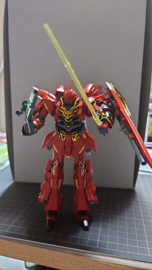 HGUC1/144MSN-06S『シナンジュ』