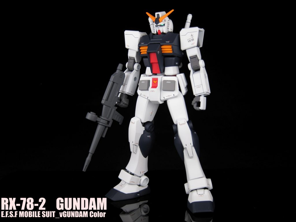 EG1/144 RX-78-2 GUNDAM