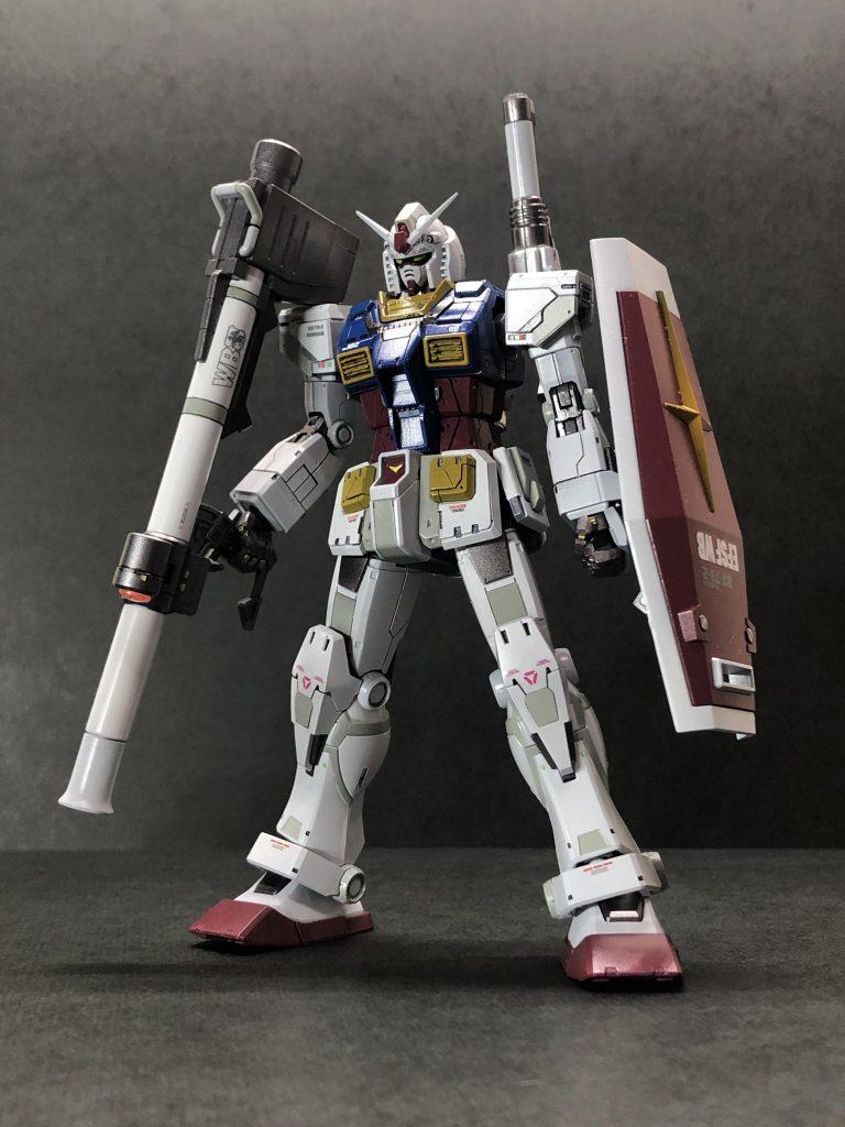 HG 1/144 RX-78-2 GUNDAM THE ORIGIN Ver