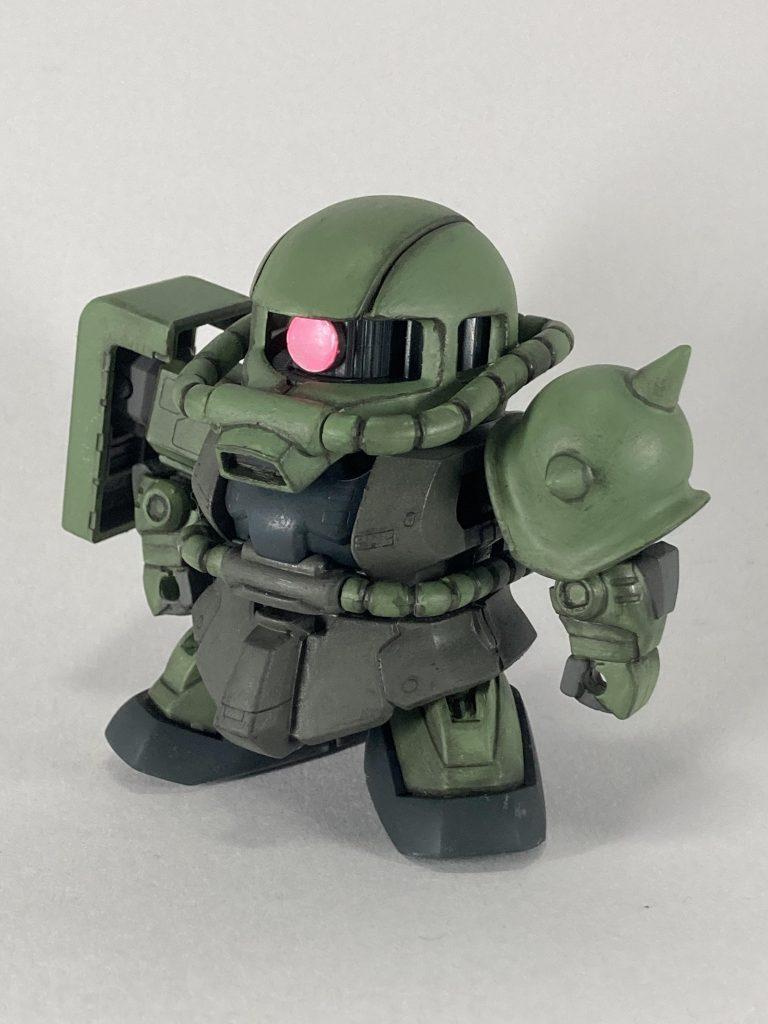 BB戦士218 ザクII F型