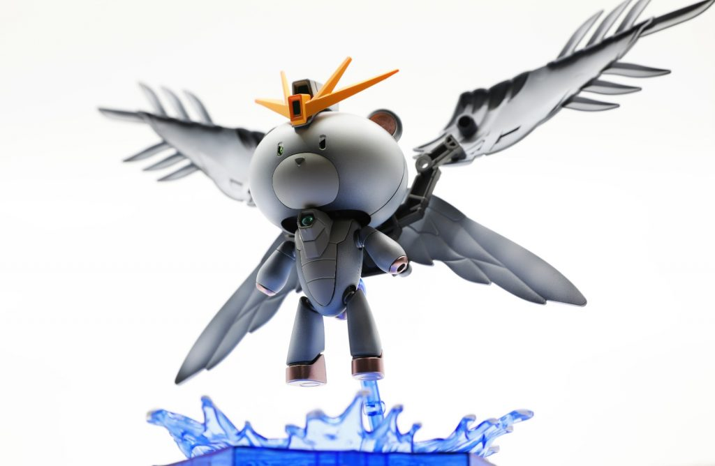 wing bear zero