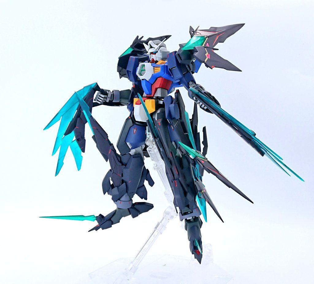 ガンダム AGE-1 Quote Razor seven Sword