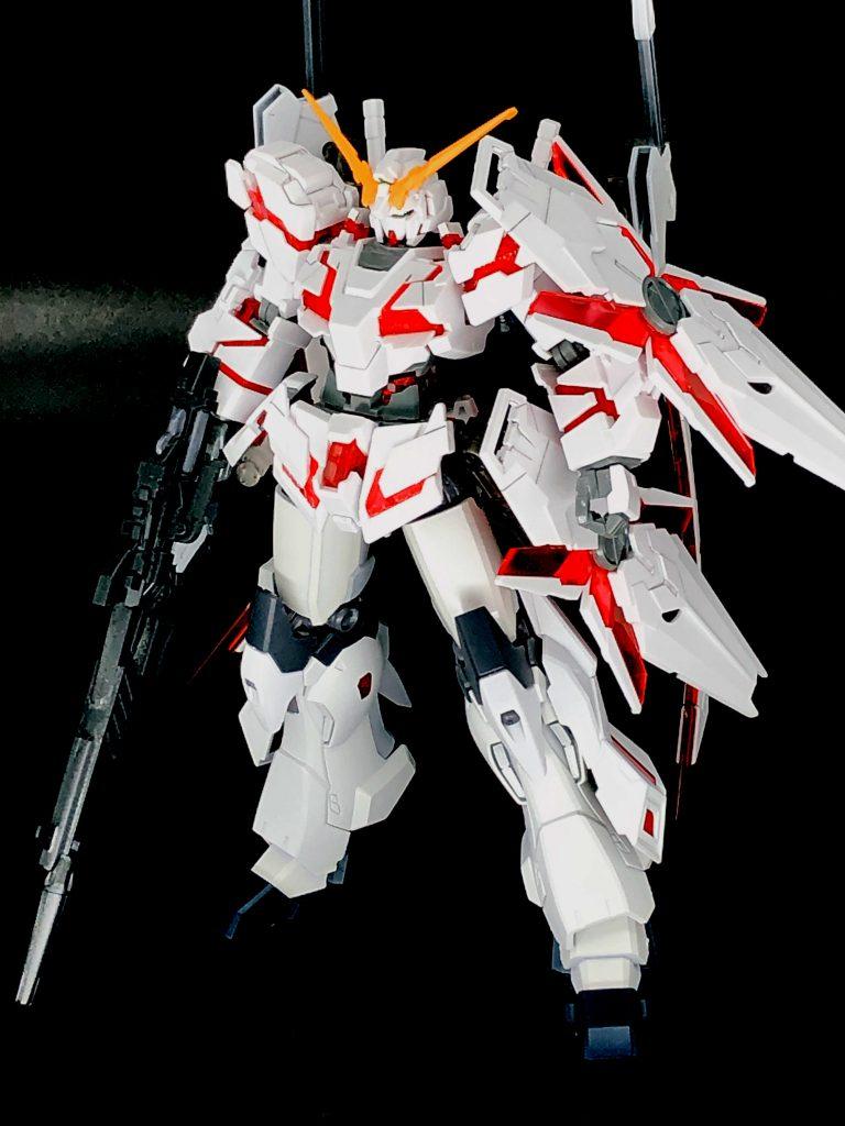 RX-0「ユニコーン・リビルド」