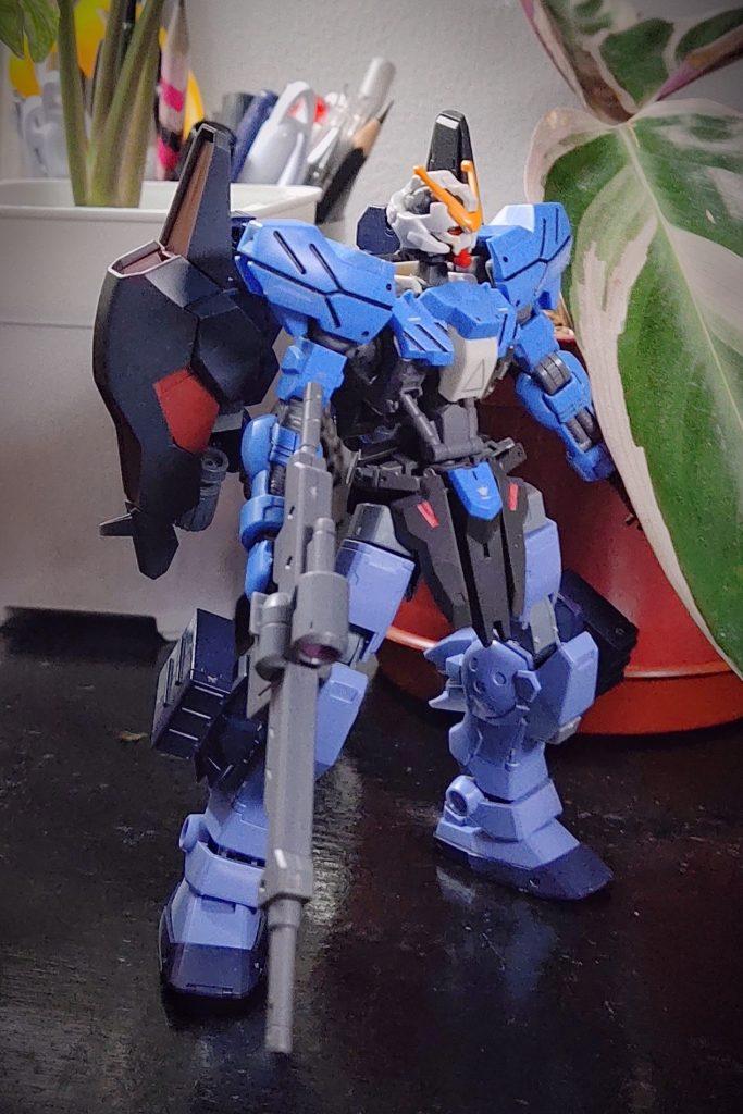 Heavy Armor High Mobility Dantalion