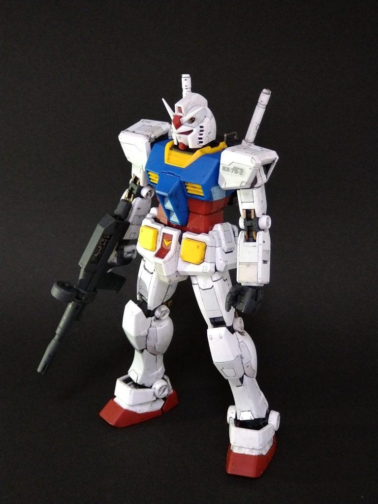 RG RX78-2 ガンダム
