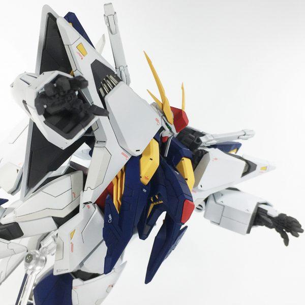 HGUC 1/144 RX-105 Ξガンダム 全塗装