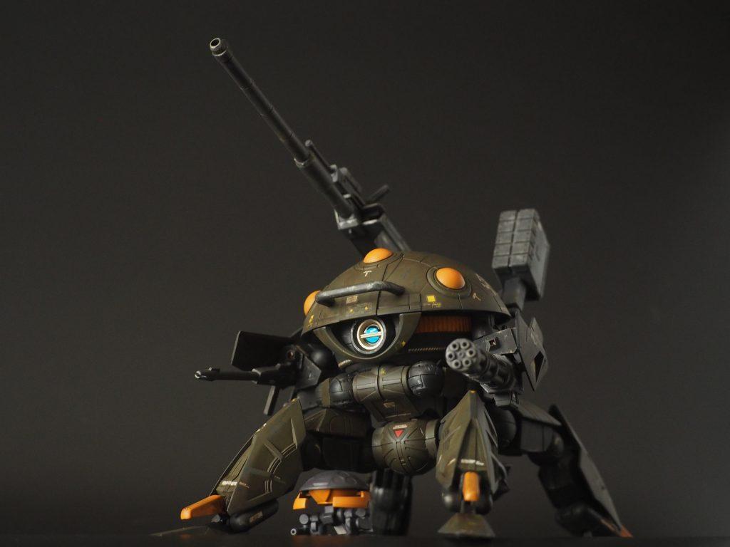 006 四脚歩行式丸屋根型機械人形「4DOME(ヨドム)」& 自律型自由行動機械人形「FLAT(ふらっと)」